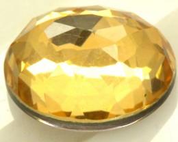 GOLDEN QUARTZ-DOUBLET 3.85   CTS   MA-55