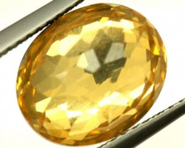 GOLDEN QUARTZ-DOUBLET  3.95  CTS   MA-67