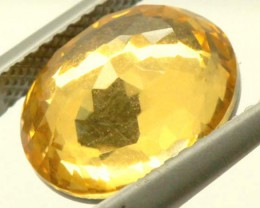 GOLDEN QUARTZ-DOUBLET 3.70   CTS   MA-75