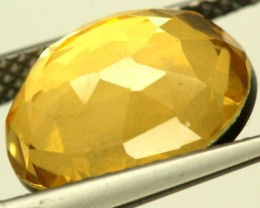 GOLDEN QUARTZ-DOUBLET  3.85  CTS   MA-76