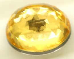 GOLDEN QUARTZ-DOUBLET  3.45  CTS   MA-77