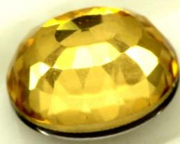 GOLDEN QUARTZ-DOUBLET  4.05  CTS   MA-78