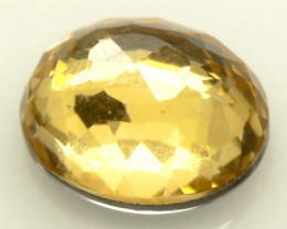 GOLDEN QUARTZ-DOUBLET   4.05  CTS   MA-87