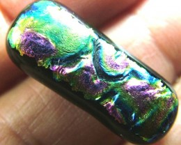 DICHROIC GLASS NEON COLOURS  12 CTS MA-14