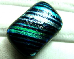 DICHROIC GLASS NEON COLOURS  12.5 CTS MA-3