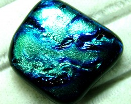 DICHROIC GLASS NEON COLOURS 17.5  CTS MA-1