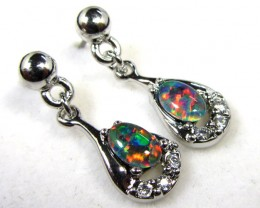BRIGHT OPAL EARRINGS  CSS 142
