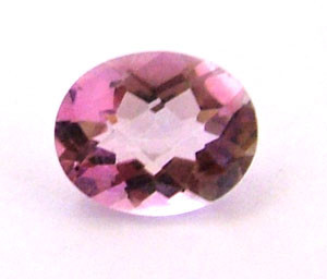 QUARTZ- DOUBLET FACETED 2.45 CTS FP-672 (PG-GR)