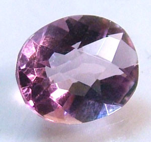 QUARTZ -DOUBLET FACTED 2.60 CTS FP-738 (PG-GR)