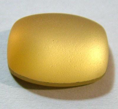 QUARTZ DOUBLET STONE 7.60 CTS FCG-2744 (CO-GR)