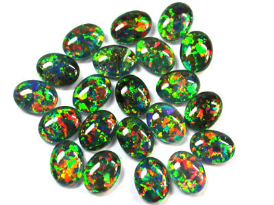 BRILLIANT LAB OPAL PARCEL  8X6 MM EACH RN1504