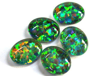 BRILLIANT LAB OPAL PARCEL 10 X 8  MM EACH RN 1514