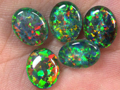 BRILLIANT LAB OPAL PARCEL 10 X 8  MM EACH RN 1518