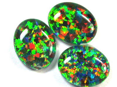 BRILLIANT LAB OPAL PARCEL 10 X 8  MM EACH RN 1523