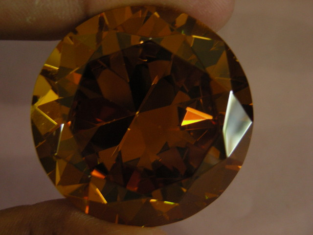 424 cts FANCY GEM YELLOW GOLDEN TOPAZ 11126