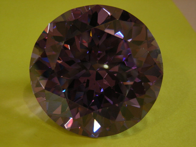 417 CTS  FANCY GEM AMETHYST 11126