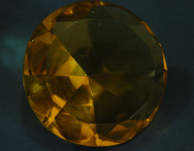435 CTS  FANCY DISPLAY YELLOW GOLDEN TOPAZ GEMSTONE  11135