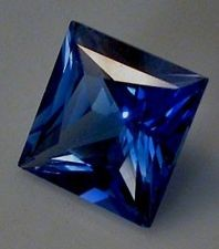 VERY NICE ROYAL BLUE VERNEUIL SAPPHIRE 6CTS
