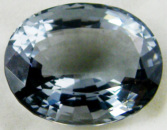 GEM  QUALITY SAPPHIRE STONE(GLASS) 11.5 CTS ST 586