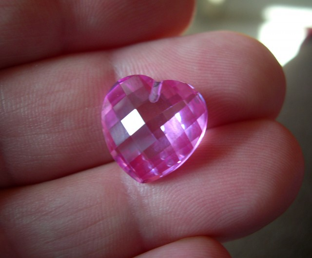 HIGH QUALITY VERNEUIL PINK SAPPHIRE