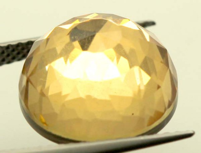 GOLDEN QUARTZ-DOUBLET 3.85   CTS   MA-83
