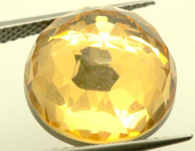 GOLDEN QUARTZ-DOUBLET 8.70   CTS   MA-85