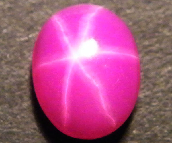 CAB TREATED STAR RUBY $5.00 PER CARAT  3.45 CT RM 633