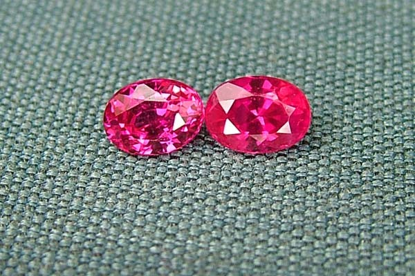 IF-VVS AAAA+ Firey Red Ruby Gemstone D1930