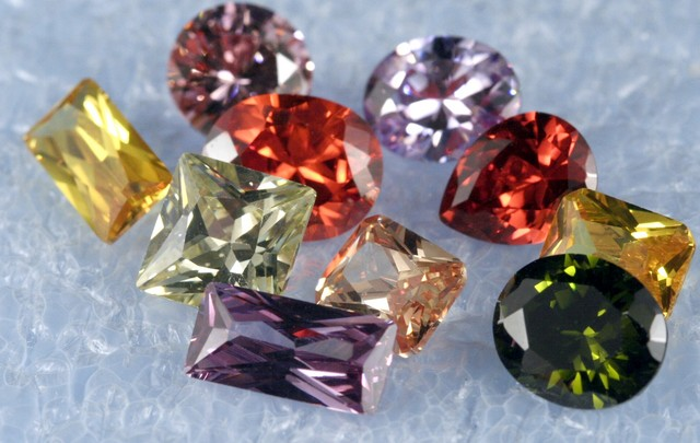 Designer Gems Clearing Sale 10 mix created Gems L16-M01