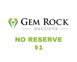 No Reserve Gemstone Online Auctions