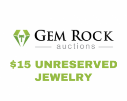 Jewelry - $15 Unreserved