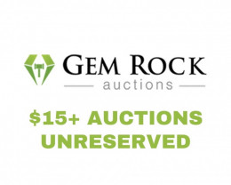 Gemstone Auctions - Unreserved