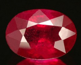 FREE SHIP CERTIFIED NATURAL GEM RUBY 3.21 CARATS RO 1182