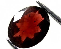 NATURAL GARNET OVAL SHAPE 2.65 CARATS ROI 1527
