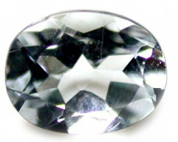 NATURAL CLEAR TOURMALINE OVAL CUT .35 CARATS ROI 1558