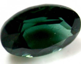 NATURAL CLEAR TOURMALINE OVAL CUT  0.45 CARATS RO 1680