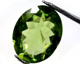 GEM QUALITY NATURAL PERIDOT 2.85 CARATS ROI 1995