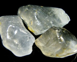 Parcel Selenite  3 pieces RO28