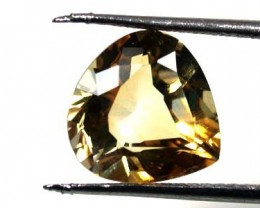 NATURAL CITRINE STONE  HEART SHAPE  2.85CARATS  RA161