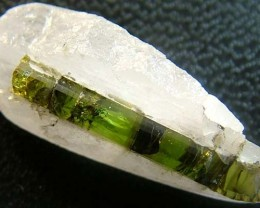 NATURAL TOURMALINE SPECIMEN FOR JEWELERY 15  CTS FP 735