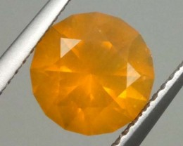 CITRINE FACETED STONE 2 CTS  TBG-1671