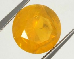 3 CTS  CITRINE FACETED STONE  TBG-1674