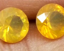 1.20 CTS CITRINE FACETED STONE   TBG-1679