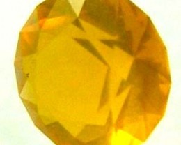 CITRINE FACETED STONE .60 CTS  FS 2493  (TBO-GR)