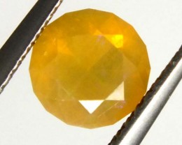 CITRINE FACETED STONE 0.65 CTS  TBG-1580