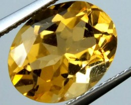 VVS CITRINE FACETED STONE 2.30 CTS  TBG-1576
