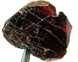 GARNET NATURAL BEAD DRILLED 15.35 CTS  NP-673