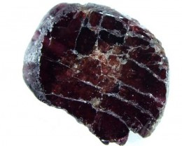 GARNET NATURAL BEAD DRILLED 17.35 CTS NP-686
