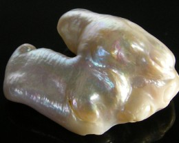 LARGE HIGH LUSTRE QUALITY  KEISHI PEARL55  CTS SG1389
