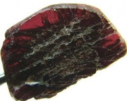 GARNET NATURAL BEAD DRILLED 19.30 CTS NP-997